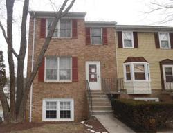 Foreclosure - Tallow Ct - Windsor Mill, MD