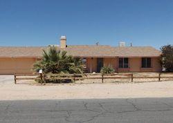 Foreclosure - Sunmore Pkwy - Twentynine Palms, CA