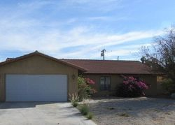 Foreclosure - Peineta Rd - Cathedral City, CA