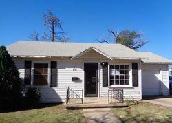 Houston St, Plainview TX