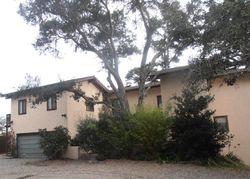 Foreclosure - Aguajito Rd - Carmel, CA