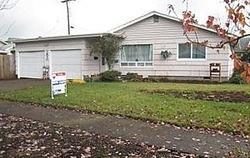 Foreclosure - Market St - Springfield, OR