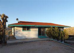 Prescott Ave, Yucca Valley CA