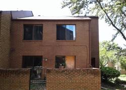 Foreclosure - Berry Rd Ne # 24 - Washington, DC