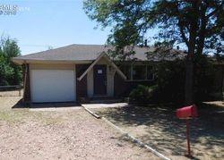 Foreclosure - Loomis Ave - Colorado Springs, CO