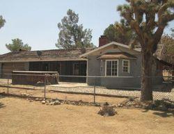 E Avenue X4, Littlerock CA