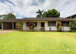 Kilauea Rd, Kilauea HI