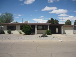Foreclosure - Moor Pl - Alamogordo, NM