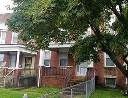 Edmondson Ave, Baltimore MD