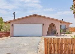 Foreclosure - Cahuilla Ave - Twentynine Palms, CA