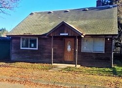 Foreclosure - Weed Ave - Vernonia, OR