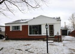 Foreclosure - Rustic Ln - Westland, MI