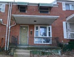 Sheridan Ave, Baltimore MD