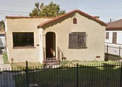 E 111th Pl, Los Angeles CA