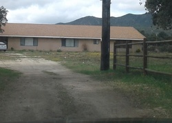 Foreclosure - Chihuahua Valley Rd - Warner Springs, CA
