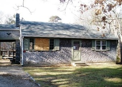 Foreclosure - Santuit Newtown Rd - Marstons Mills, MA