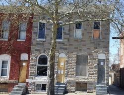 N Patterson Park Av, Baltimore MD