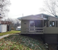 Foreclosure - Ivy St - Coshocton, OH