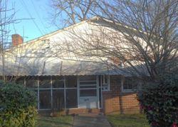 Foreclosure - Douglas St - Augusta, GA