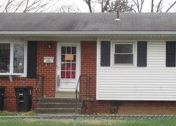 Foreclosure - Porter Ave - Suitland, MD