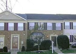 Foreclosure - Beehive Ct - Germantown, MD