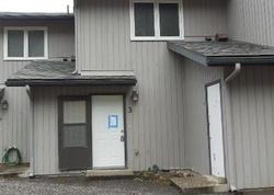 Foreclosure - Douglas Hwy Apt 3 - Juneau, AK