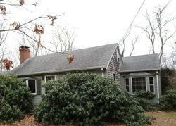 Foreclosure - Ships Lantern Rd - Eastham, MA