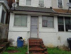 Foreclosure - E 24th St - Wilmington, DE