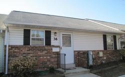 Foreclosure - Cherry Ln Apt 36 - Laurel, MD