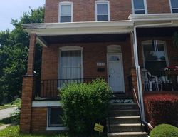 Foreclosure - Chesterfield Ave - Baltimore, MD