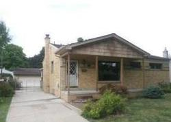 Foreclosure - Campbell St - Taylor, MI