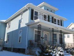 Foreclosure - Carlisle Ave - Racine, WI