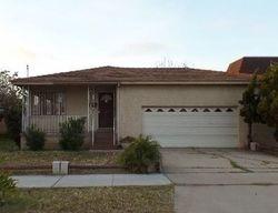 Foreclosure - Naples St - Chula Vista, CA
