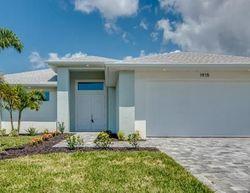 Foreclosure - Sw 29th St - Cape Coral, FL