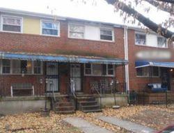 Foreclosure - Braddish Ave - Baltimore, MD