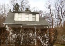 Foreclosure - Garden St - Morristown, NJ
