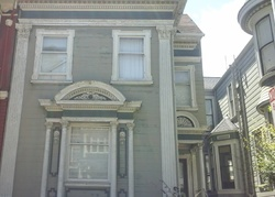 Pre-Foreclosure - Ashbury St - San Francisco, CA