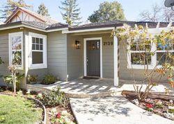 Pre-Foreclosure - Cedar Ave - Menlo Park, CA