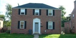 Pre-Foreclosure - Alden Rd - Pikesville, MD
