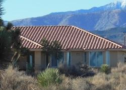 Pre-Foreclosure - Sonora Rd - Phelan, CA