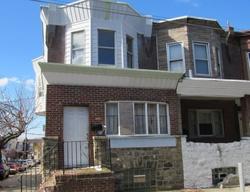 Pre-Foreclosure - Womrath St - Philadelphia, PA