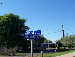 Barsby St, Vista CA