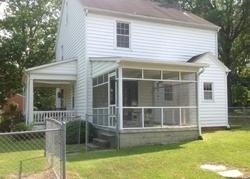 Pre-Foreclosure - Chamberlain St - South Boston, VA