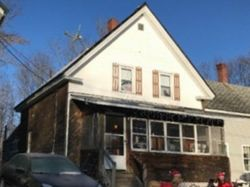Pre-Foreclosure - Washington St - Pittsfield, ME