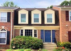 Pre-Foreclosure - Summer Park Ln - Alexandria, VA