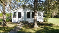 Pre-Foreclosure - Weldon Poppell Rd - Perry, FL