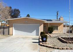Cahuilla Ave, Twentynine Palms CA