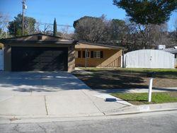 Pre-Foreclosure - Seco Canyon Rd - Santa Clarita, CA