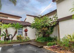 Pre-Foreclosure - Sw 133rd Ct Apt 54-2 - Miami, FL
