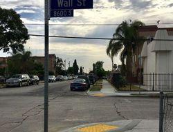 Wall St, Los Angeles CA